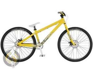 Scott Voltage YZ 0.2, Dirt/Street-bike bei BMO