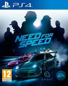 Need for Speed [AT Pegi] - [PlayStation 4] @Amazon