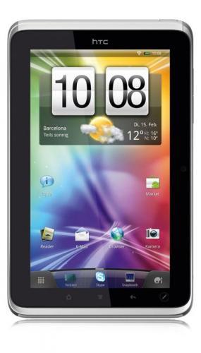 HTC Flyer 3G wifi  32GB Tablet PC mit Mein Base InternetFlat für nur 11€ im Monat