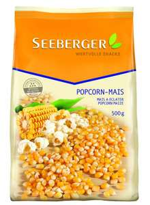 [Amazon prime] Seeberger Popcorn-Mais, 10er Pack (10x 500 g Packung)