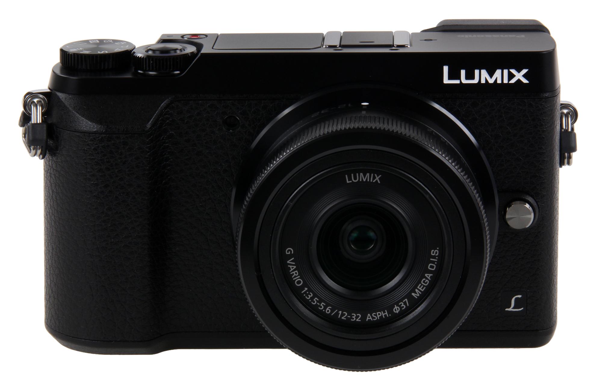 Panasonic Lumix DMC-GX80 Kit 12-32 mm schwarz für 649€ bei Comtech