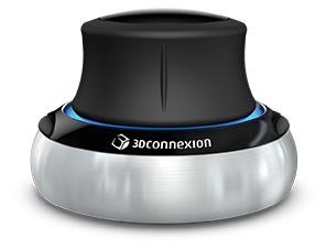 3Dconnexion SpaceNavigator 3D-Maus für 69,25€ im 3Dconnexion Education Store (-47€)