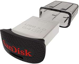 [Amazon] SanDisk Ultra Fit 64 GB USB Flash Drive USB 3.0