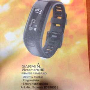 Garmin Vivosmart HR Saturn Berlin