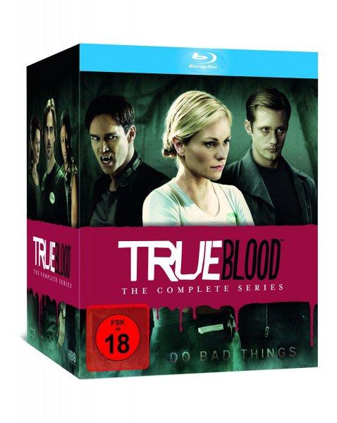(Amazon) True Blood Komplettbox Staffel 1-7 [Blu-ray] für 54,97€