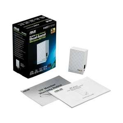 Dualband WLAN Repeater ASUS RP-AC52 AC750 statt ~50€ Vergleichspreis [office-partner.de]