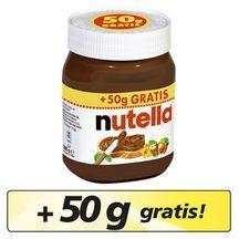 Nutella 500 g bei Real für € 1,59!