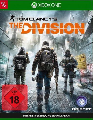 Tom Clancyx27s The Division Xbox One für nur 23,94€ durch 15 € Neukunden-Gutschein