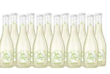 Jules Mumm Plus Holunderblüte Minze Alkoholfrei (12 x 0.2 l)