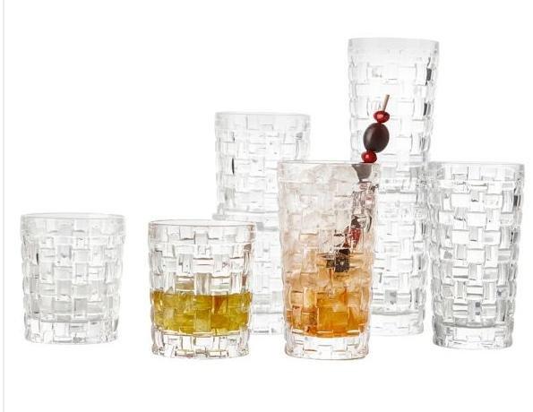 (XXXL Shop) Nachtmann, Bossa Nova Whiskyglas-Set 8-tlg für 14,82€