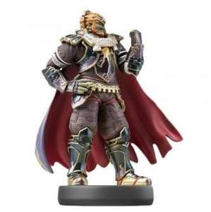(Redcoon) Nintendo amiibo: Super Smash Bros. Collection - Ganondorf + Koaxial-Antennenkabel, 3m für 5,98€