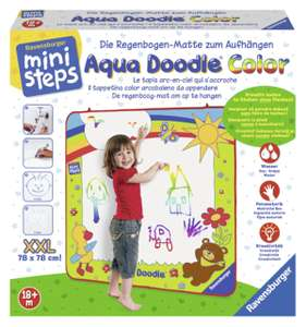 Amazon Prime: Ravensburger 04493 - ministeps Aqua Doodle XXL Color  / Idealo ab 30,94€