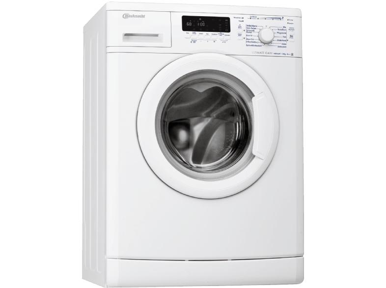 BAUKNECHT WA ECO STAR 61 Waschmaschine (6 kg, 1400 U/Min, A+++), 14 Programme für 299€ @Media Markt.de [VGP:418€]