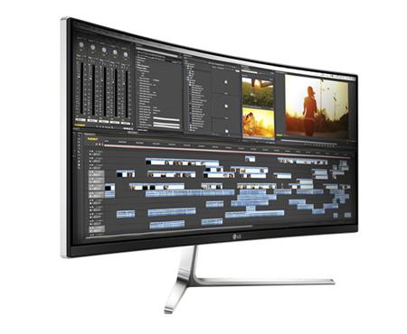[Amazon]  LG 34UC97-S 86,4 cm (34 Zoll) LED-Monitor (HDMI, DisplayPort, 5ms Reaktionszeit) silber 775€ statt 950€
