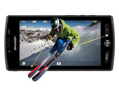 [getgoods.de] Sharp Aquos Phone SH-80F (3D-Display) für 299€ inkl. Versand !!