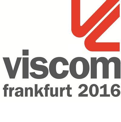 """Kostenlose Eintrittskarte für die Messe """"viscom frankfurt 2016"""" vom 2. bis 4. November"""