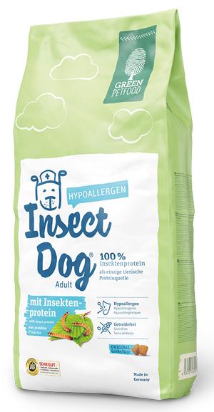 [Green Petfood] Hundefutterprobe aus Insekten
