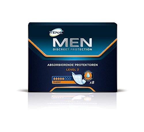 Tena Men Level 3, Einlagen für Männer mit mittlerer Blasenschwäche