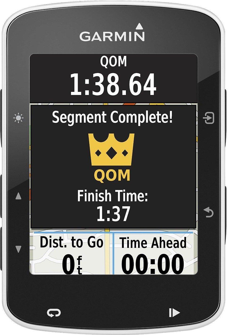 Dr Schnäller isch dr Gschwinder: Garmin Edge 520 Pack für 285 CHF bei Microspot - GPS-Fahrradcomputer