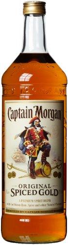[Amazon Blitzangebot] Captain Morgan Original Spiced Gold Großflasche Rum 3 Liter