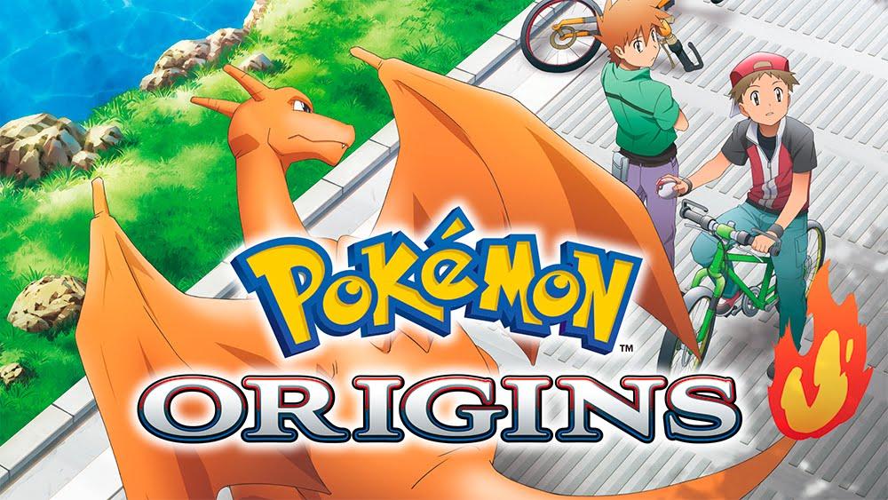 Pokémon Origins (Adaption an Pokémon Spiele Rote und Blaue Edition) komplette Staffel als Download und Stream