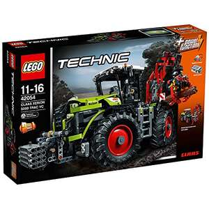LEGO 42054 Technic CLAAS XERION 5000 TRAC VC Building Set für ca. 99,03 € statt 134,94€ bei [Amazon.co.uk]