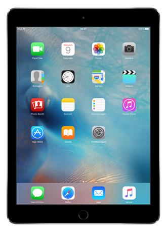 Apple iPad Air 2 32 GB WiFi für 383,95 € [mobilcom-debitel Sonntagskracher]