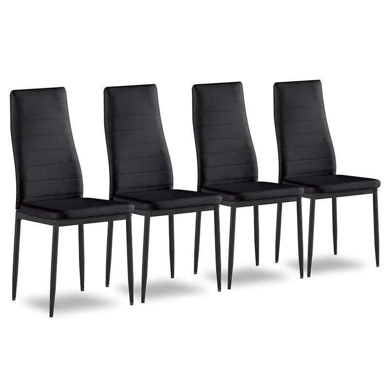 4er Set Esszimmerstühle für 59,90 EUR @ebay