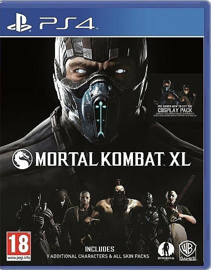 WIEDER DA! Mortal Kombat XL UK Pegi - komplett auf deutsch spielbar und ALLES auf einer Bluray