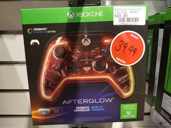 [Lokal Siegen] GameStop Siegen XBOX ONE Afterglow Controller neu 39,99€