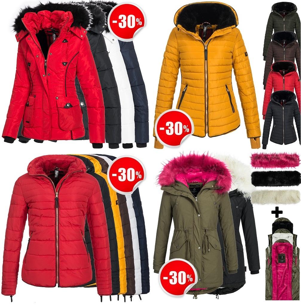 Ausnahme-Zustand  - 30% Rabatt - 4 Jacken im Angebot [Amazon.de Gutschein]