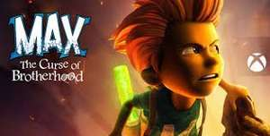 Max: The Curse of Brotherhood (Xbox 360) Kostenlos