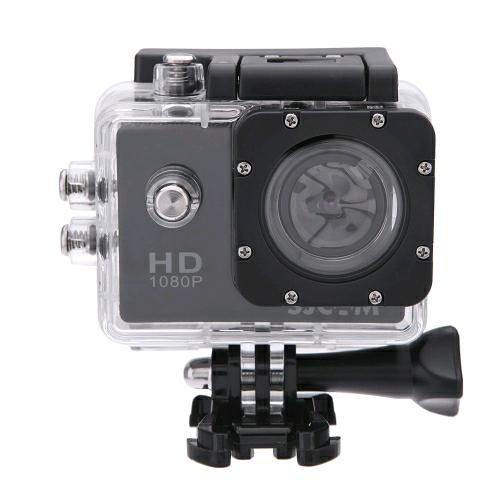 Actioncam (Full HD 1080p, 4 Farben zur Auswahl) mit wasserdichtem Case, Zubehör und Versand aus Deutschland für 50,50€