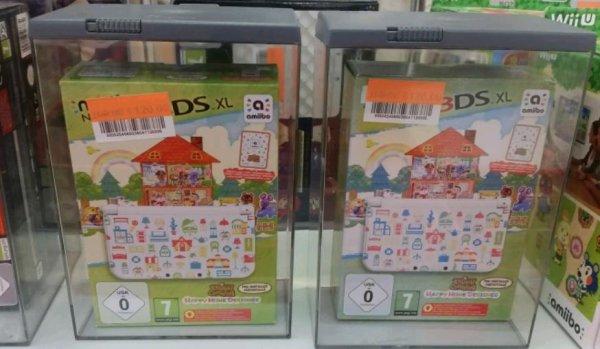 [Lokal bei Real in  Mülheim a.d.R.] New Nintendo 3DS XL