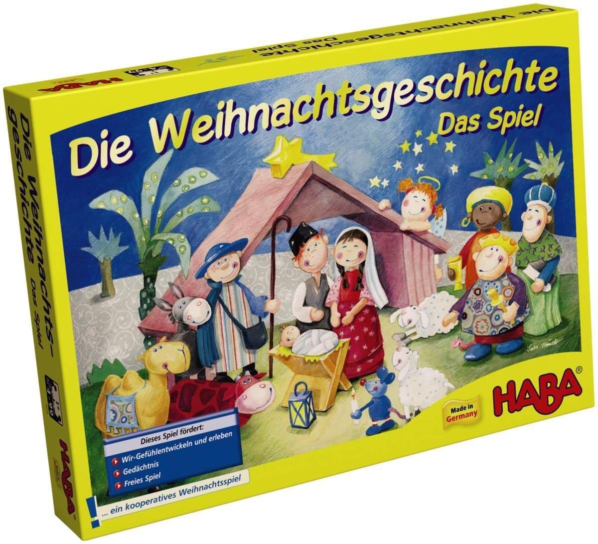[duo-shop] HABA Die Weihnachtsgeschichte- Das Spiel