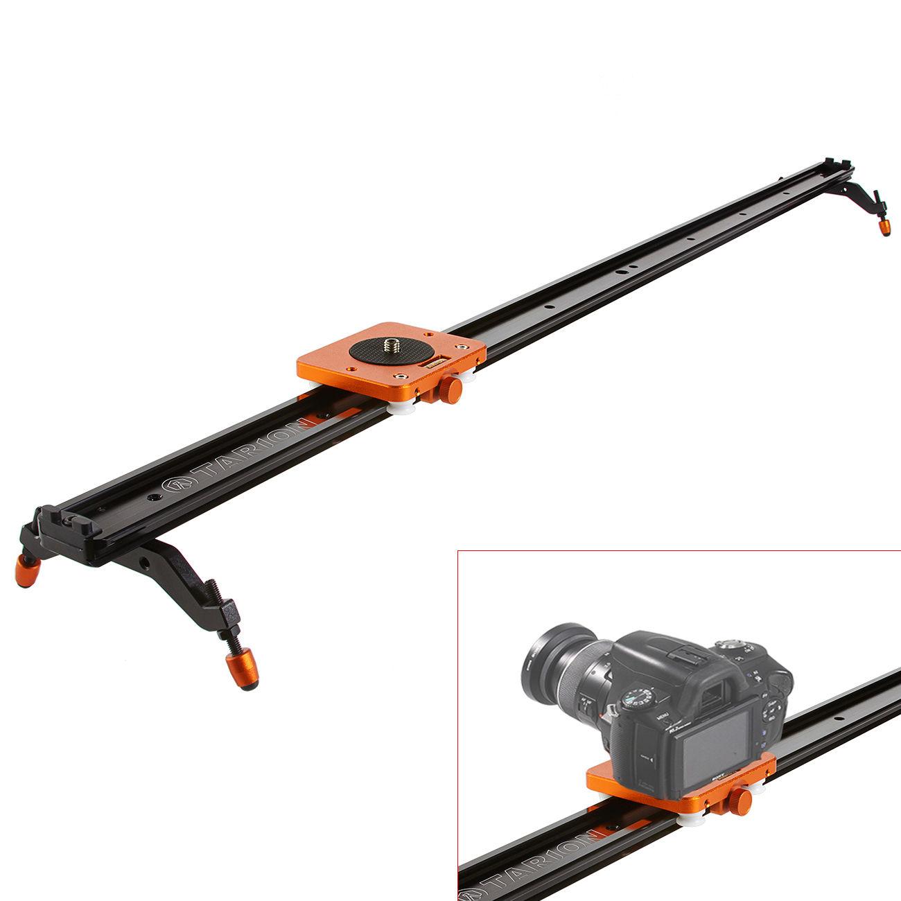 (ebay) reduziert TARION TR-S120 120cm Kamera Slider Kameraschiene Dolly für Kamerafahrt