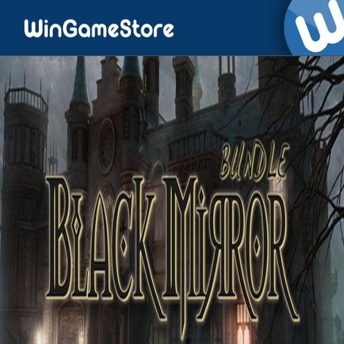 [STEAM] Black Mirror Bundle @ WinGameStore [3 Point'n'Click-Adventures]