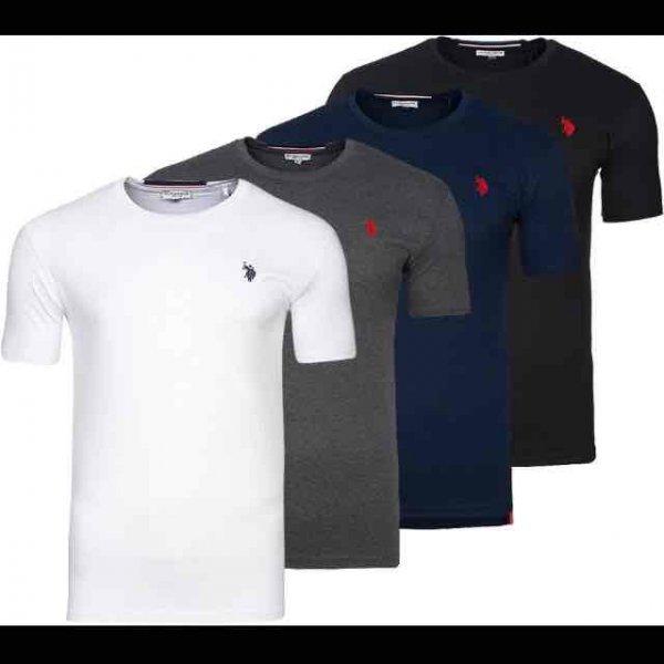 U.S. POLO ASSN. Herren T-Shirts für je 13,99€ inkl. Versand
