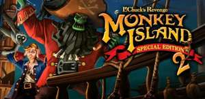 Monkey Island Special Edition 1+2 (PC) für je