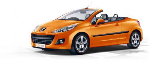 Peugeot 207 CC Active für 15.232 statt 21.760 Euro