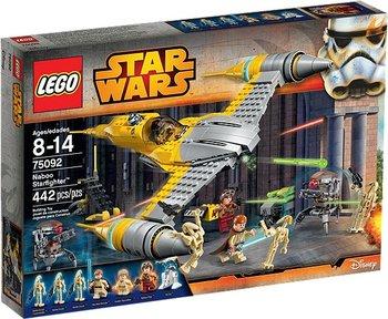 [Rossmann] Lego Star Wars - Naboo Starfighter (75092) 30,00 Euro (mit 10% Gutschein 27,00 Euro)