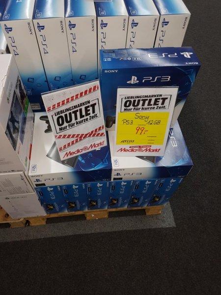 MM Neuss Playstation 3 12 GB inkl. Controller Neu