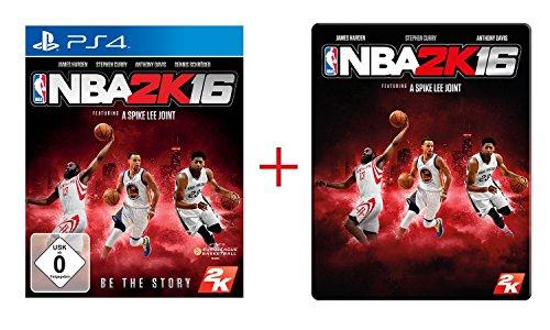[amazon] NBA 2k16 Steelcase PS4