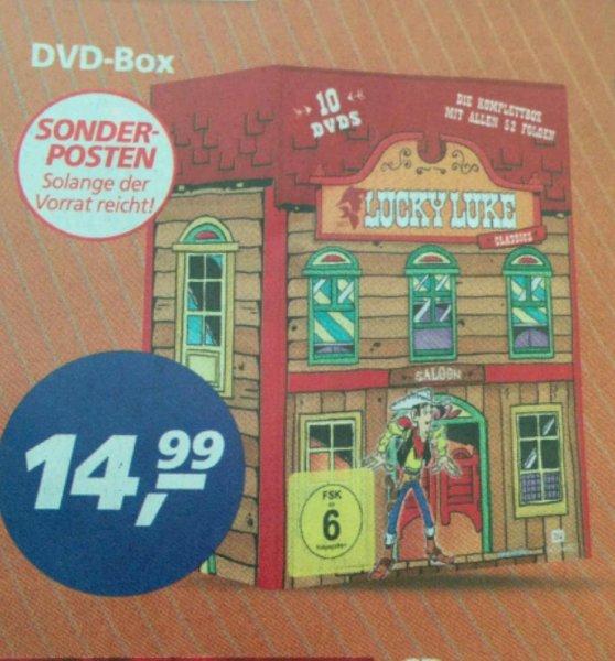 (real , im Markt) Lucky Luke Classics DVD Komplettbox 52Folgen 14,99
