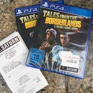 [Saturn Oberhausen] Tales from the Borderlands (PS4)