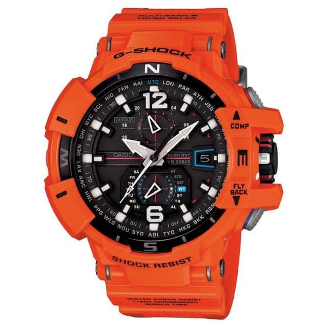 [Uhr.de] Casio G-Shock GW-A1100R-4AER