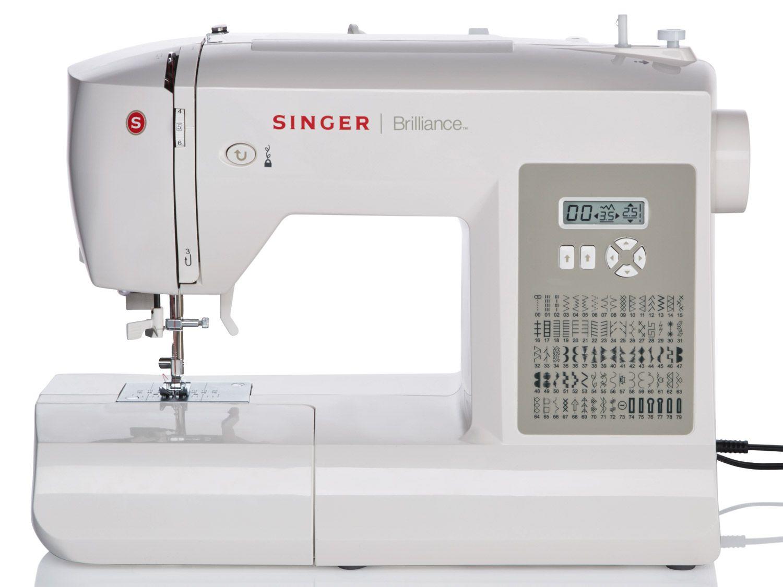(lidl.de) SINGER Elektronik-Nähmaschine Brilliance 6180 für 149,95 (ohne VSK)
