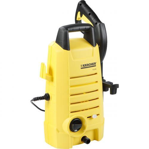 Kärcher 215 RR WB Hochdruckreiniger bei Praktiker UVP 159,99