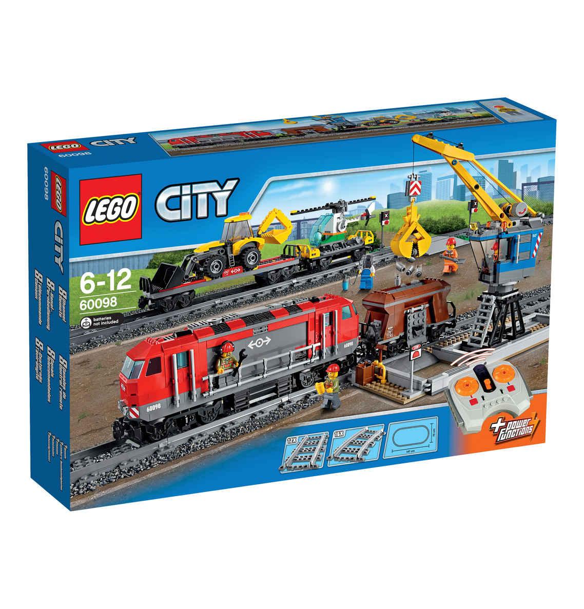 [Galerie Kaufhof]: Lego Schwerlastzug 60098 (PVG 125,- EUR)