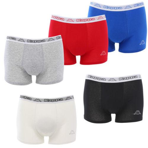 ebay WOW 8er Kappa Boxershorts in verschiedenen Farben